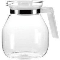 Konvice na kávu čaj žáruvzdorná s pokličkou 1000 ml Gastro
