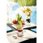 Zmrzlinový pohár 350 ml Sklenice na ledovou kávu eiskafé předkrmy dezerty Sodo Arcoroc