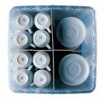 Box pro přepravu a skladování Fries rack system 40x40 cm