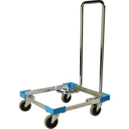 transportní vozík s madlem přeprava skladování Carlisle