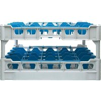 koš na Sklenice pro 25ks 90x90 mm pro např ilios č.1 fries rack system