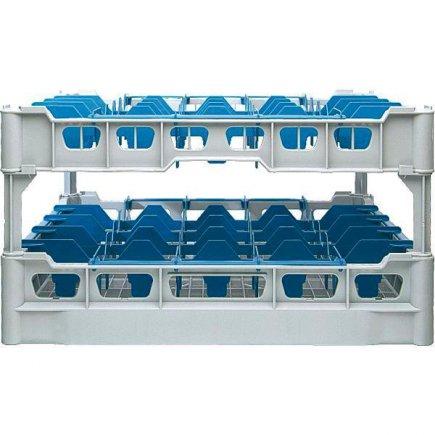 Koš na sklenice do myčky Fries Rack System Clixrack pro 25 sklenic