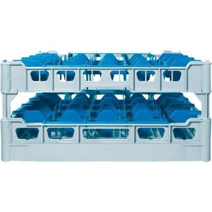 koš na Sklenice pro 25ks 90x90 mm pro např ilios č.3 222298004 fries rack system