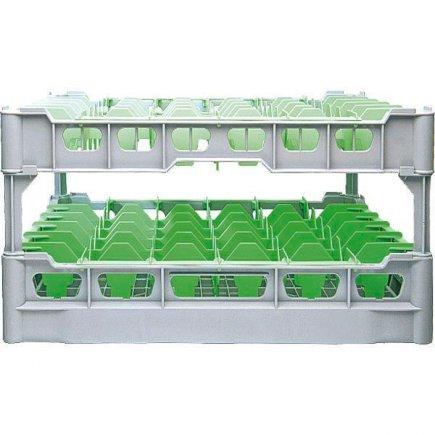 koš na Sklenice pro 20ks 75x975 mm pro např ilios č.4 Kit fries rack system