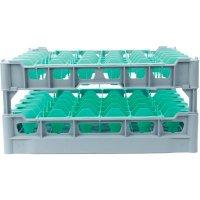 Koš na Sklenice pro 36ks 75x75 mm pro např ilios č.3 Kit fries rack system