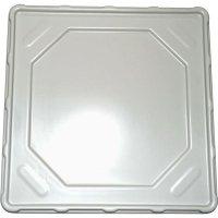 Odkapávací mísa pro koše do myčky 550 x 550 mm