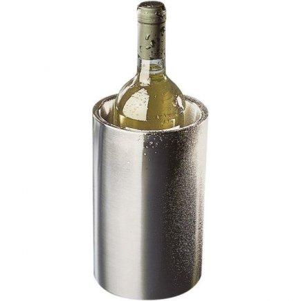 Chladící nádoba na víno dvoustěnná nerez APS