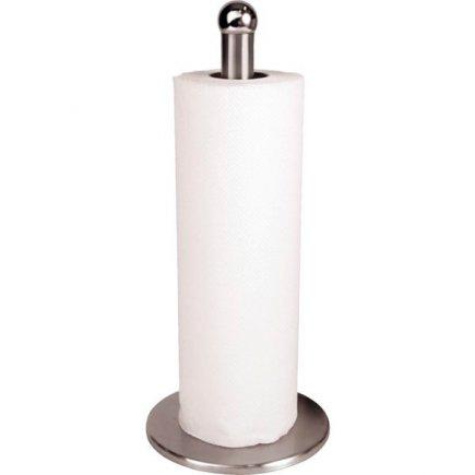Stojan na kuchyňské papírové role nerez 35 cm