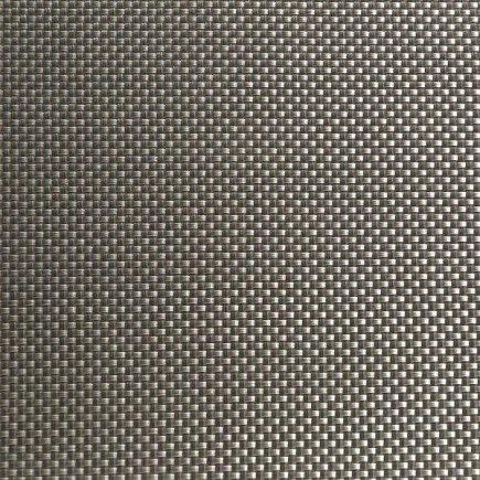 Prostírání PVC APS 45x33 cm, platinové, široké pásky
