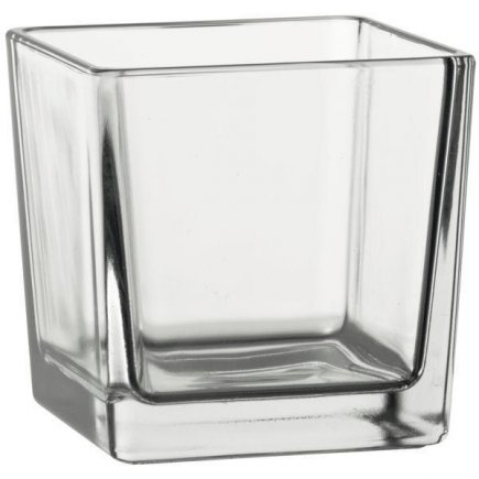 Dekorační sklenice / sklenička Sandra Rich 9,5 cm