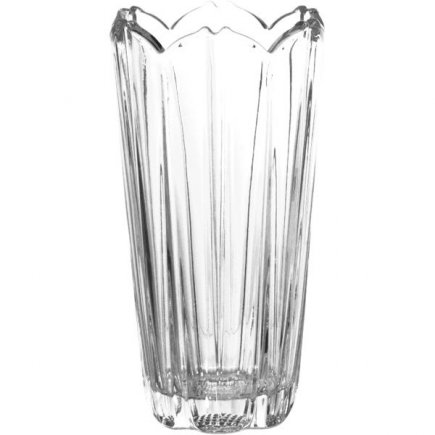 Váza sklo Bormioli Rocco Corolla 23 cm