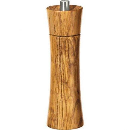 Mlýnek na sůl Zassenhaus Frankfurt 18 cm, olivové dřevo