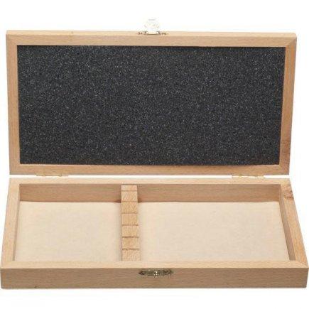 Dřevěná krabice na 6 ks stekových nožů Laguiole Classique