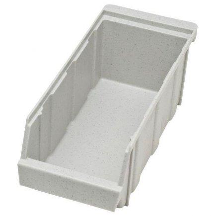 Stojan na příbory plast 305x125x110 šedá Cambro