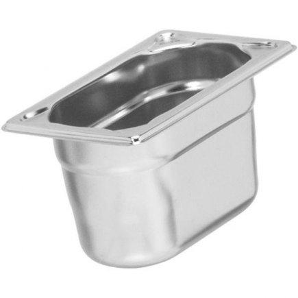 gastro nádoba GN 1/9 nerez 176x108 mm bufet snídaně grilování párty stolování venku Blanco
