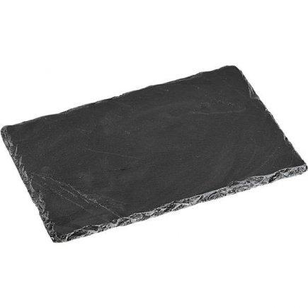 Servírovací deska Kesper 30x20 cm břidlice