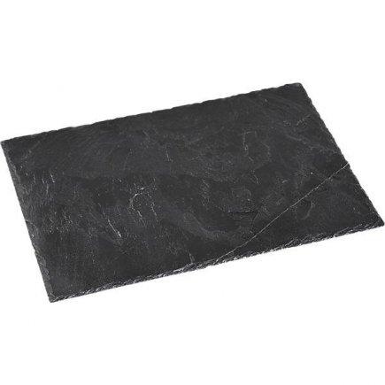 Servírovací deska 40x30 cm břidlice Kesper