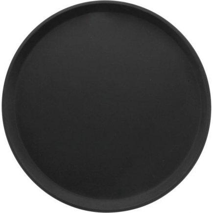Tác Podnos protiskluzový pogumovaný povrch 40,5 cm černý Cambro