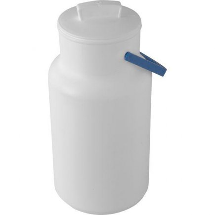 Konvička na mléko plast Gastro 2500 ml