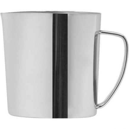 Konvička na mléko nerez Paderno 150 ml, ovál