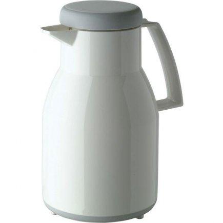 Konvice izolační Helios Wash 1000 ml, bílá