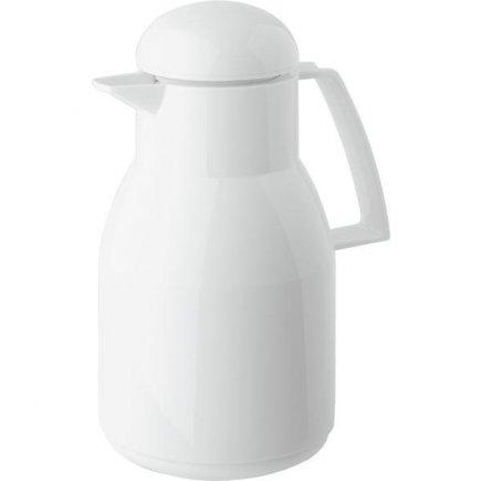 Konvice izolační Helios Top 1000 ml, bílá