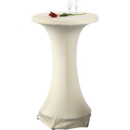 Ubrus na párty stůl Webfabrik Rio, bílý