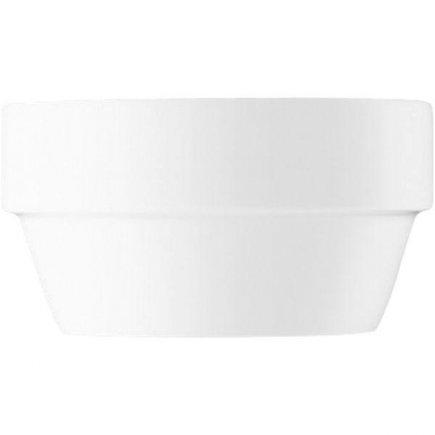 Miska na polévku kulatá Bauscher System 430 ml, bílá 12,2 cm