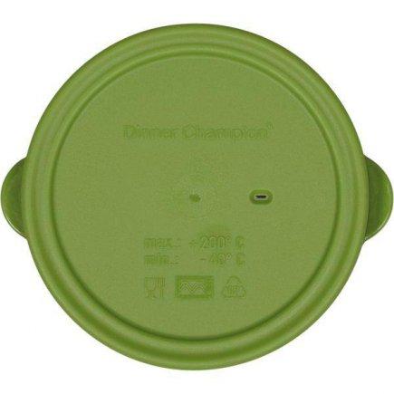 Víko silikonové pro misku 227747017, zelená