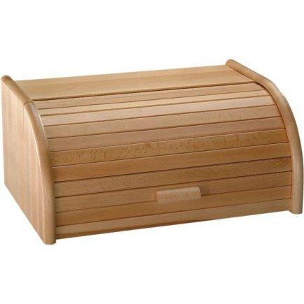 Chlebník bukové dřevo Kesper 39x27,5 cm