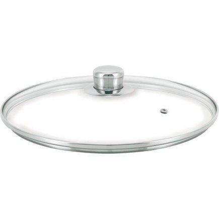 Poklička skleněná Beka Cristal 32 cm