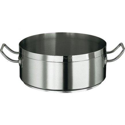 Kastrol nerez Paderno Grand Gourmet 2100 32 cm, nízký, indukce