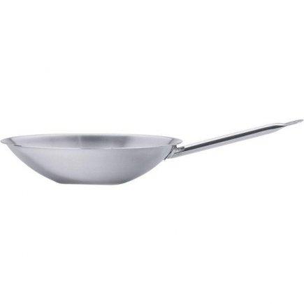 Pánev wok vícevrstvý 36 cm nerez Pujadas