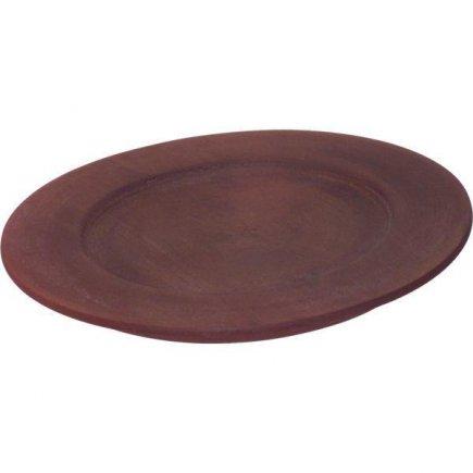 Talíř dřevěný pod pánev 224415010 nebo 224415476, pro servírovíní