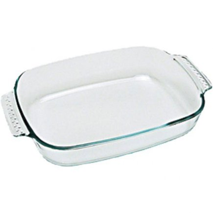 Pekáč forma varné sklo hranatá 35x23 cm na lasagne Pyrex