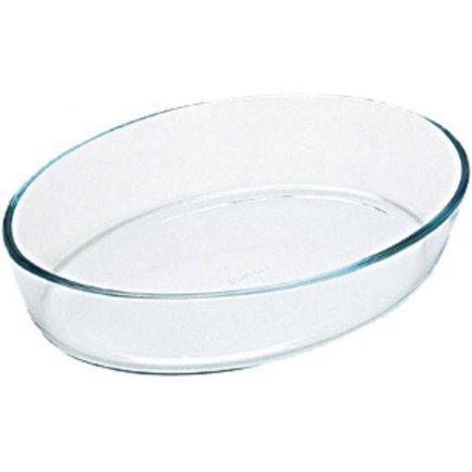 Pekáč forma Varné sklo ovál 25x17 cm Pyrex