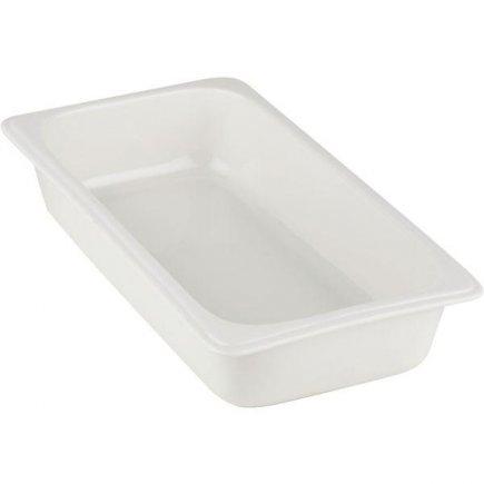 GN gastro nádoba, 1/3, porcelán, 325x175 mm, APS