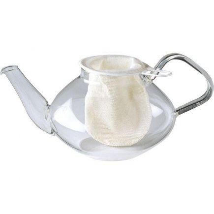 Síťka na čaj bavlna Westmark, pro 4-5 šálků