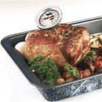 teploměr na pečení nerez ocel měří vnitřní teplotu masa Westmark
