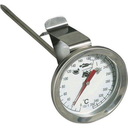 Teploměr pro fritézy 0°C až +350°C
