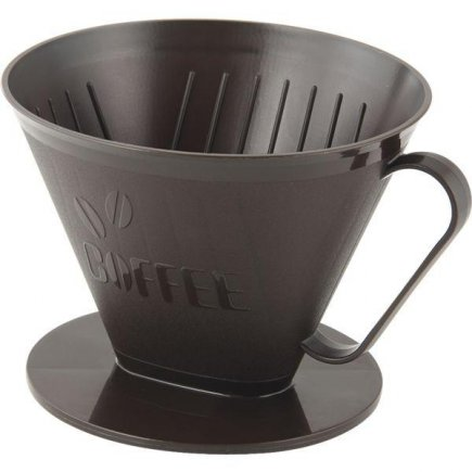 Filtr na kávu s adaptérem Fackelmann, velikost 4