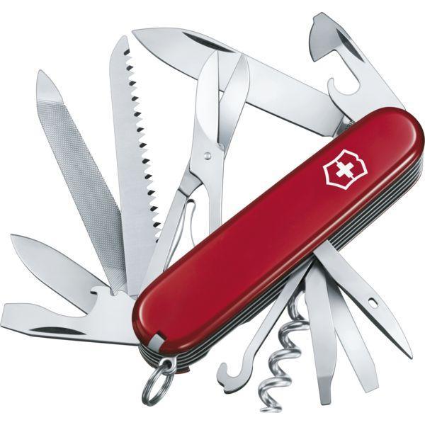 Kapesní nůž Victorinox Ranger červený 21 funkcí