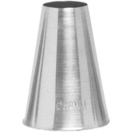 Trezírovací zdobící špička hladká Schneider 18 mm