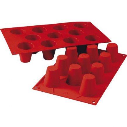 Forma dariol silikonová Silikomart na 11 ks