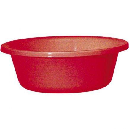 Mísa tvrdý plast Gastro 1,2 l, červená