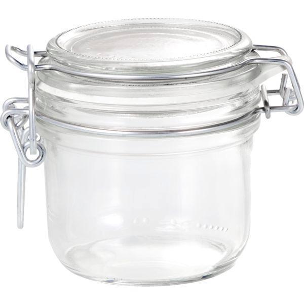 Zavařovací sklenice 200 ml zavařovačky obloučkový uzávěr těsnění zavařování nakládané sýry utopence