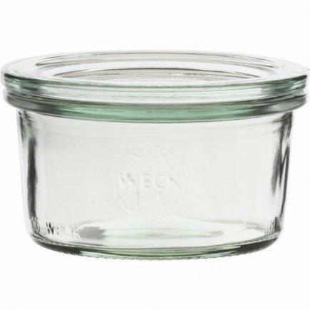 Zavařovací sklenice 165 ml víčko Weck