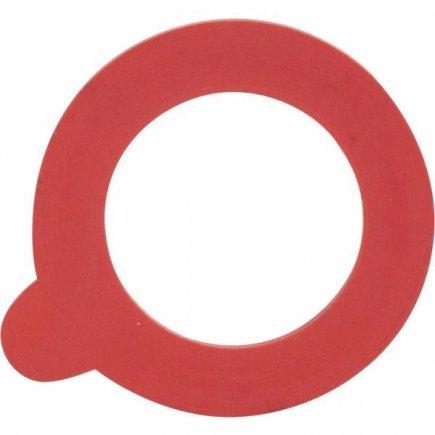 Gumičky na zavařování 80/50 mm Gastro, červené