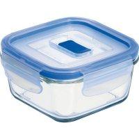 Nádoba na potraviny skleněná Luminarc Pure Box 380 ml, čtvercová