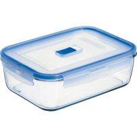 Nádoba na potraviny skleněná Luminarc Pure Box 1200 ml, obdelníková